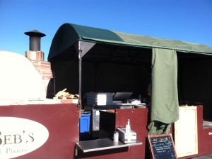 Platform Trailer Rocky Mountain Wood Fired Ovens